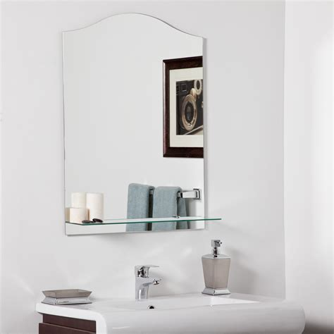 images of bathroom mirrors decor wonderland abigail modern bathroom mirror beyond