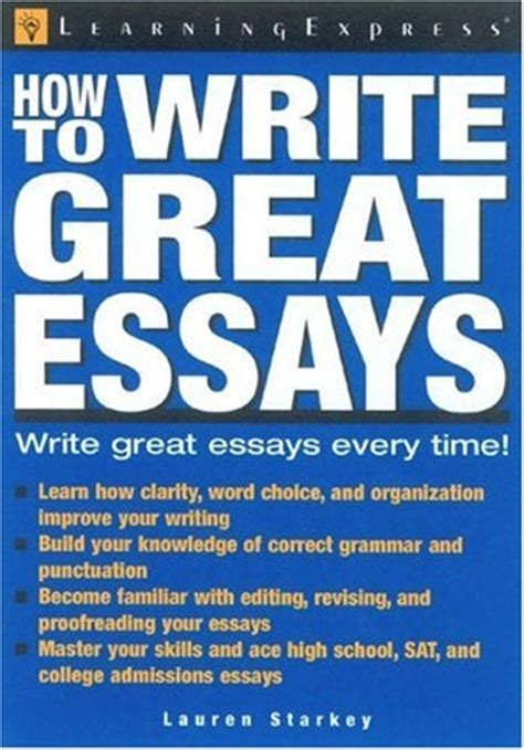 Writing Essay Book by Writing Skills Learn Study Grammar Page 2