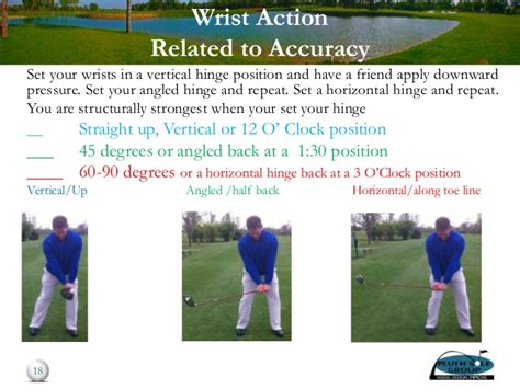 early wrist set golf swing understanding your natural golf swing