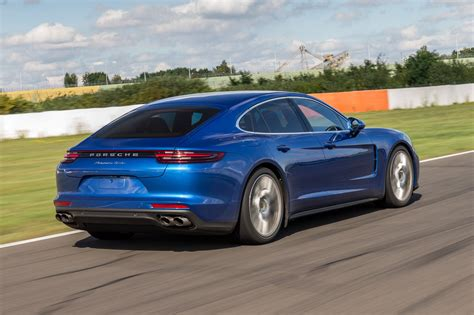 Porsche Panamera New by New Porsche Panamera Preview 9 Things We Learned After A