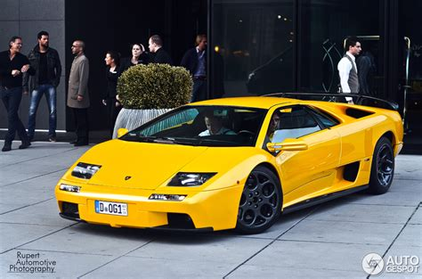 Lamborghini Diablo 6 0 Vt For Sale Lamborghini Diablo Vt 6 0 19 April 2013 Autogespot