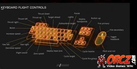 keyboard layout elite dangerous elite dangerous keyboard flight controls orcz com the