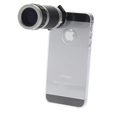 iphone zoom lens 6x optical zoom lens telescope for iphone 5 cell phone lens 416260 2018 7 99