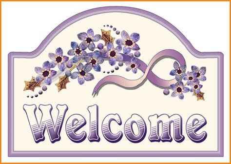 welcome template welcome sign template ideas resume ideas namanasa