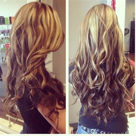 darker hair on top lighter on bottom is called hair dark on top light underneath light up top dark on