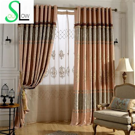 blackout cafe curtains embroidered curtain curtains shade cloth floral blackout