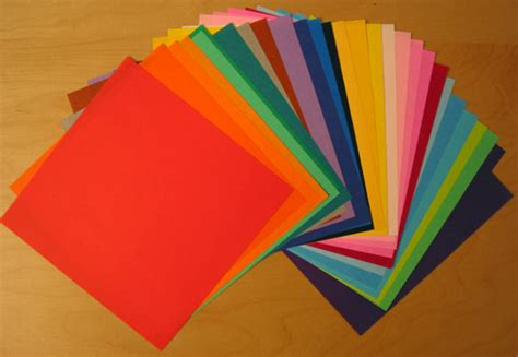 what size paper do you need for origami origami paper from muji papercrafty