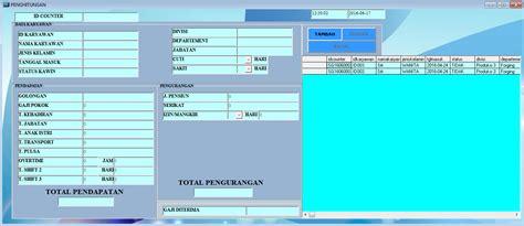 contoh laporan visual basic contoh laporan visual basic 6 0 contoh bu