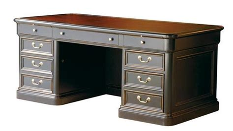 solid wood executive desk home furniture design