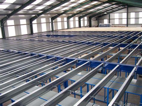 mezzanine deck steel mezzanine floors engineering solutions sa