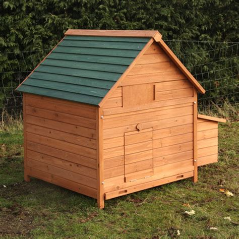 large poultry house chicken coop hen coup garden