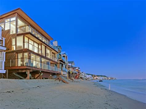 Oceanfront House Plans by Malibu Beachfront Architectural California Luxury Homes