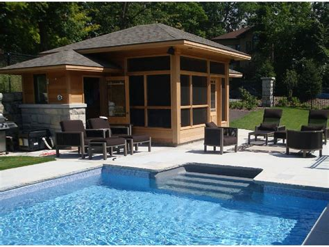 how to build a pool house pool houses have become the second home in your backyard ottawa citizen