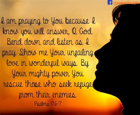 psalm for comfort comfort prayer for death