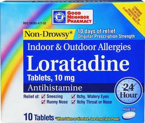 Obat Loratadine obat alergi manfaat cara kerja efek sing loratadine