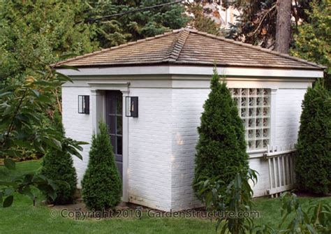 Brick Shed Plans by How To Build A Brick Shed Plans Woodworking Plans