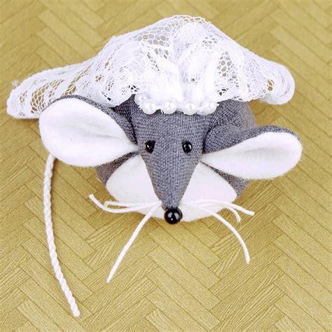 Handmade Mice - handmade and groom mice by mirjami design