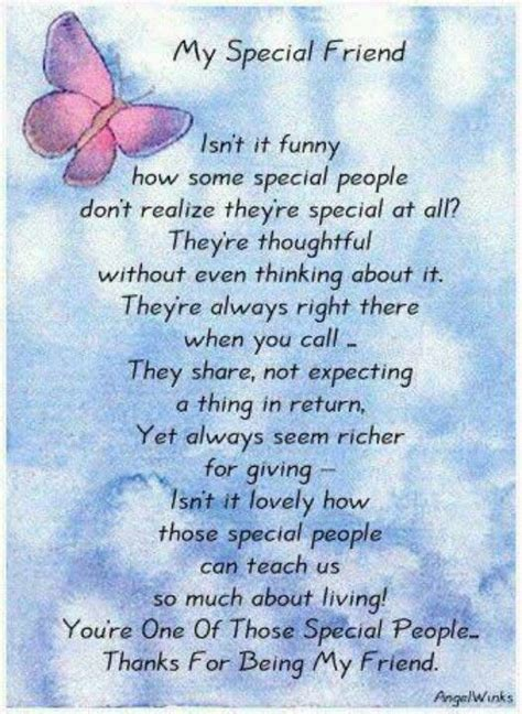poem for friend 17 best ideas about special friends on