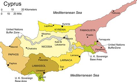 cyprus map cyprus a 40 year conflict we can actually