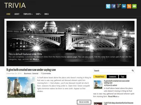 quiz themed download trivia wordpress themes gallery