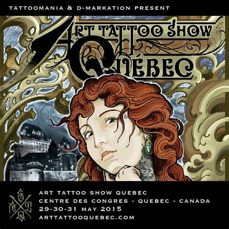 art tattoo convention quebec art tattoo show quebec 2015 first edition gustattoo ca