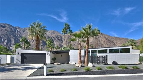 Retro Homes by Oranj Palm Vacation Homes Palm Springs Vacation Rentals