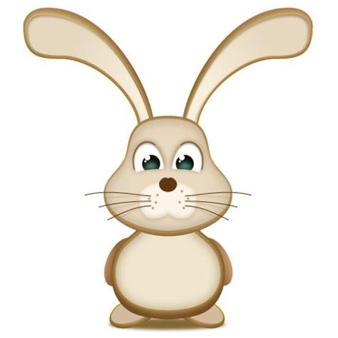 Bunny Ibon Black easter bunny icon bunny and easter egg icons softicons