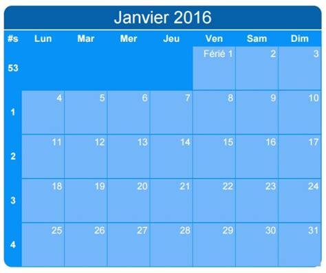 Calendrier 2016 Vierge Modifiable 10 Calendriers 2016 224 Imprimer Du Mod 233 Rateur