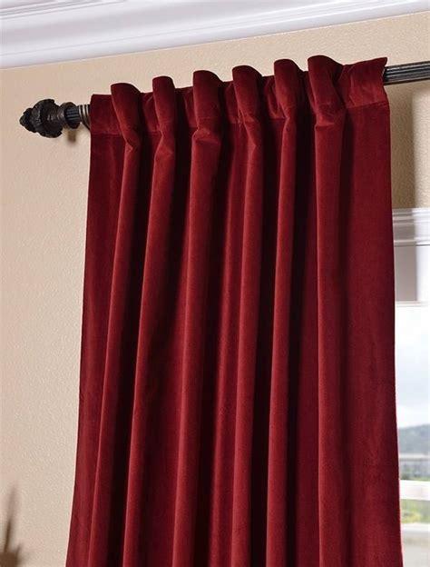 velvet drapery red velvet curtains ikea house pinterest red velvet