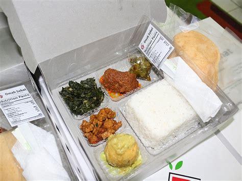 nasi kotak omah sehat catering