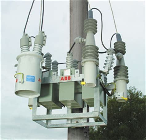 abb capacitors canada reducing voltage drops in the malaysian electricity system with pole mount capacitor systems