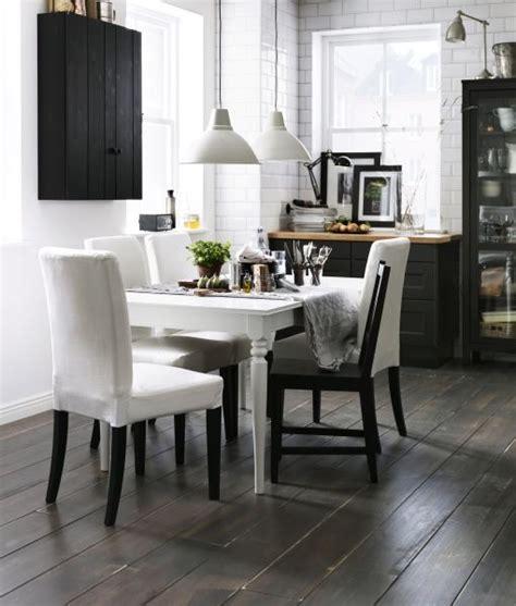 ingatorp extendable table black ingatorp the white fabrics and white slip