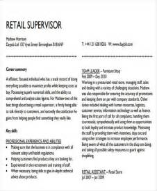 Resume Sles For Sales Supervisor Best Sales Resume Free Premium Templates