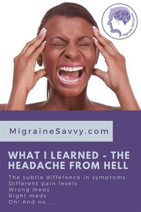 Headache From Hell by Get Rid Of Headache