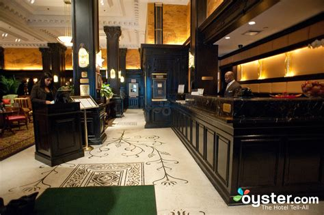 front desk at the algonquin hotel oyster hotel reviews