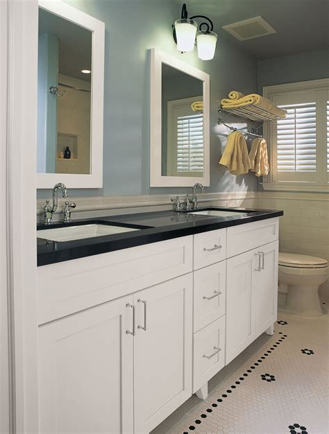 Bathrooms With White Cabinets Attachment Bathroom Wall Cabinet White 859 Diabelcissokho