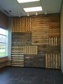 Room And Board Planters by Pallet Focal Wall Pallet Ideas 1001 Pallets
