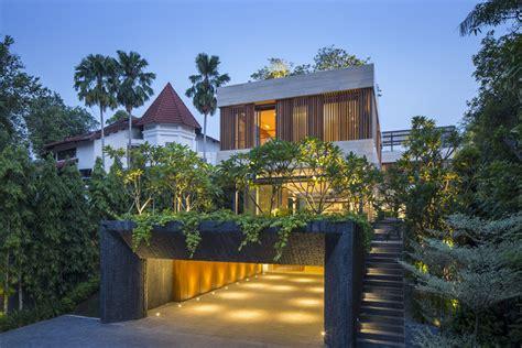 secret garden house wallflower architects award