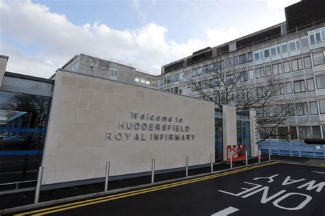 Huddersfield Records From 250 Deaths At Huddersfield Royal Infirmary And Calderdale Royal Hospital There