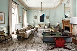 a revitalized 1930s mansion in old westbury new york interior a british 1930s time capsule in full swing