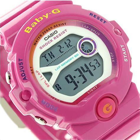 Casio G Shock Dualtime Sport buy casio baby g 200m dual time sport bg 6903 4b