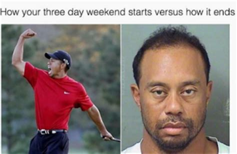 Dui Memes - tiger woods memes dui top 10 funniest