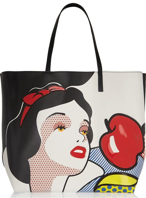 Purse Freebie Herman Snow White Tote by 12 Bags That Want You To Get For Fall Purseblog