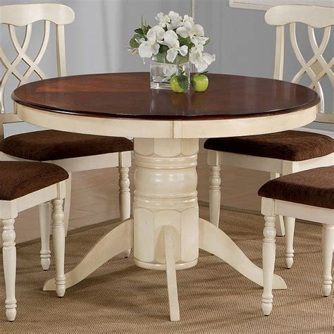 Two Tone Kitchen Table Dining Tables Terrific Two Tone Dining Table Diy Two Tone Dining Table Two Tone Dining Room