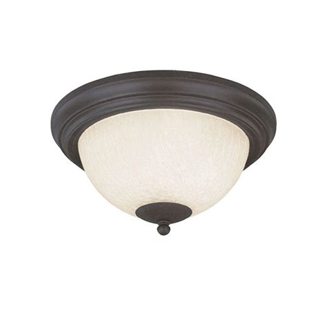 2 Light Flush Mount Ceiling Fixture by Westinghouse 2 Light Ceiling Fixture Antique Brick