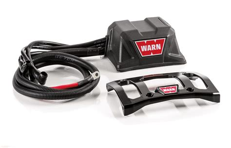warn industries releases control pack upgrade kit atv illustrated