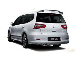 Nissan Grand Levina Nissan Grand Livina 2016 Harga Kereta Di Malaysia