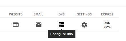 change  servers  google domains inmotion