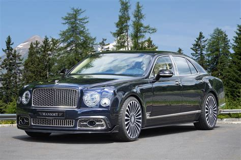 bentley mulsanne official mansory bentley mulsanne gtspirit
