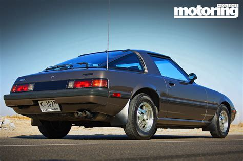 mazda middle east 1985 mazda rx 7motoring middle east car news reviews and